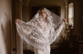 Emma Beaumont Wedding Dress Collection | Bridal Gowns | Stylish Wedding Dresses | Agnes Black Photography
