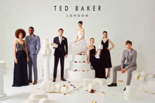 Ted Baker SS19 Tie the Knot collection.