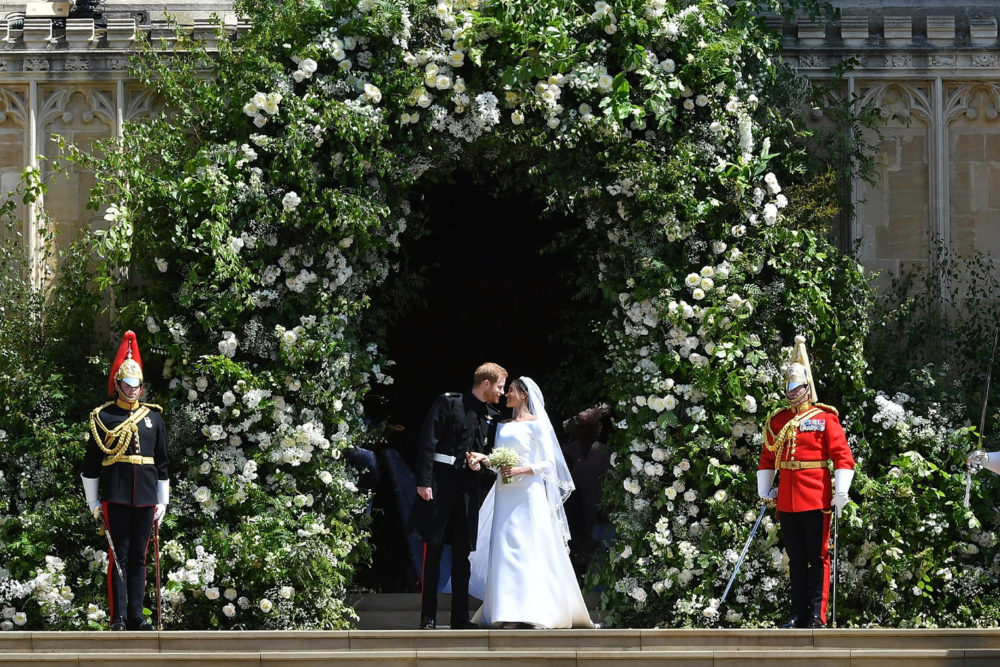 4 Royal Wedding Ideas to Recreate