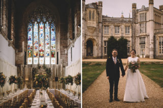 Highcliffe Castle Wedding