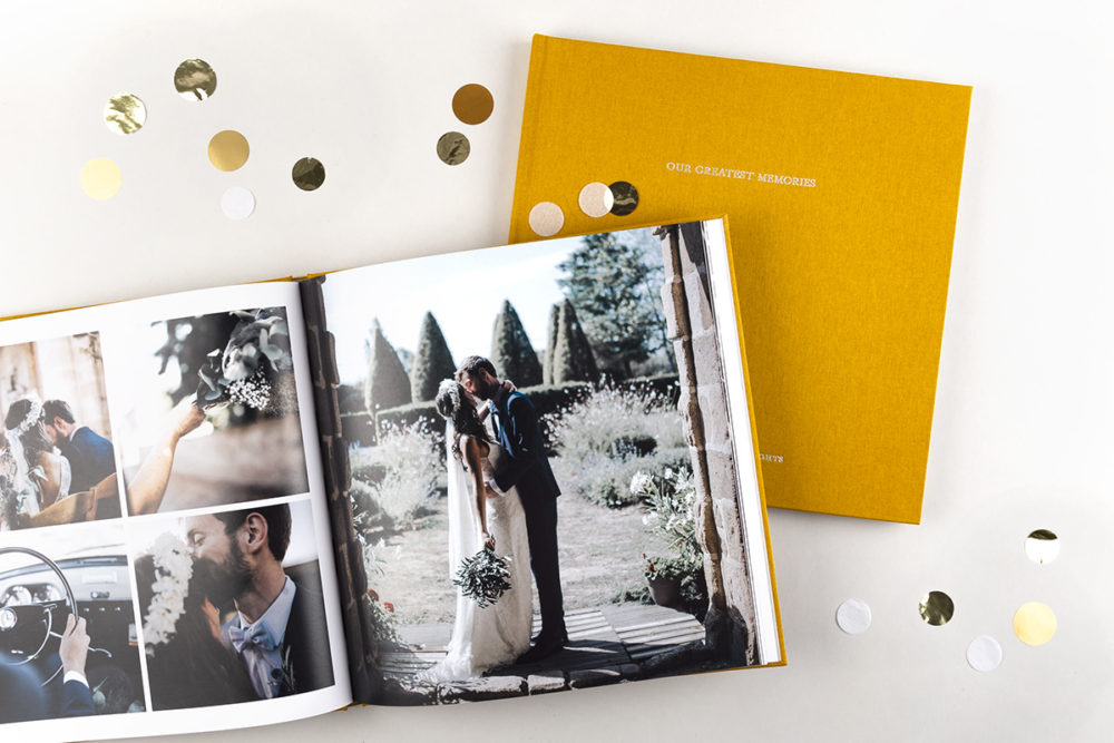 Rosemood offers high-quality wedding photo albums that will become family heirlooms to pass down from generation to generation.