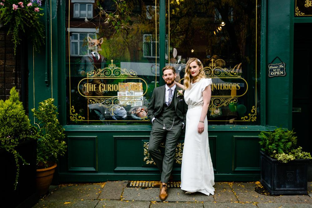Manchester Wedding