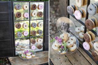 DIY Doughnut Wall