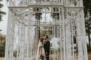 Tinakilly House Wedding