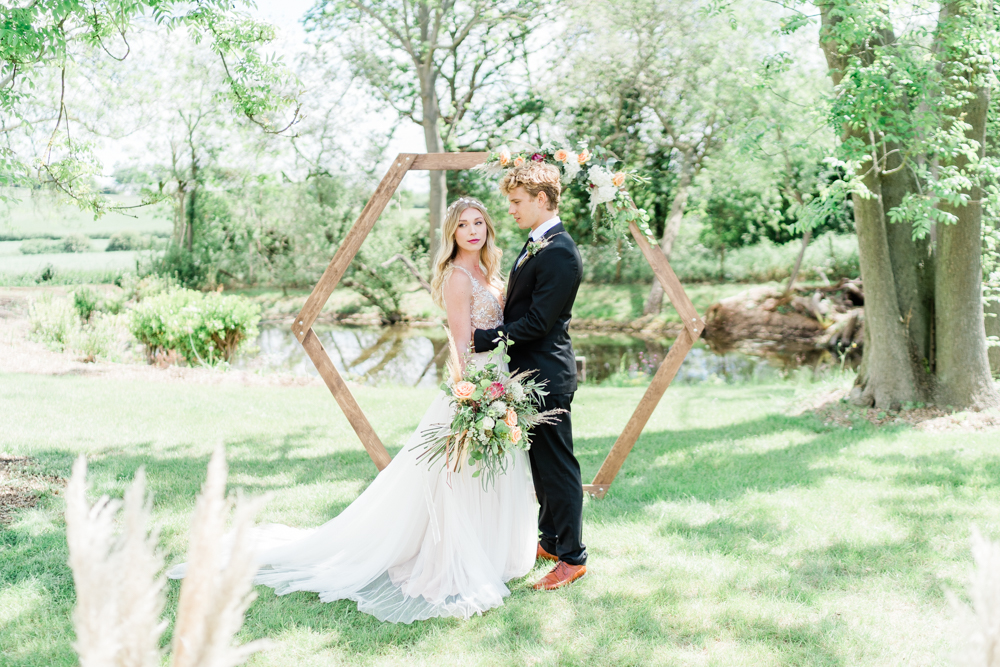 Country Garden Wedding