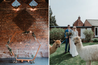 Curradine Barns Wedding Venue