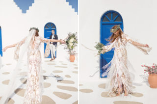 Mykonos Wedding