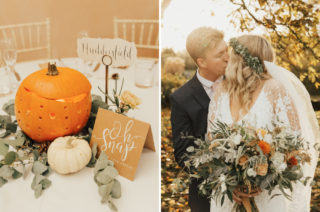 Pumpkin Wedding