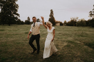 Rousham House Wedding