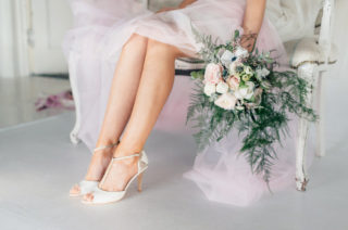 Wedding Shoes by Charlotte Mills