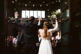 Wylam Brewery Wedding