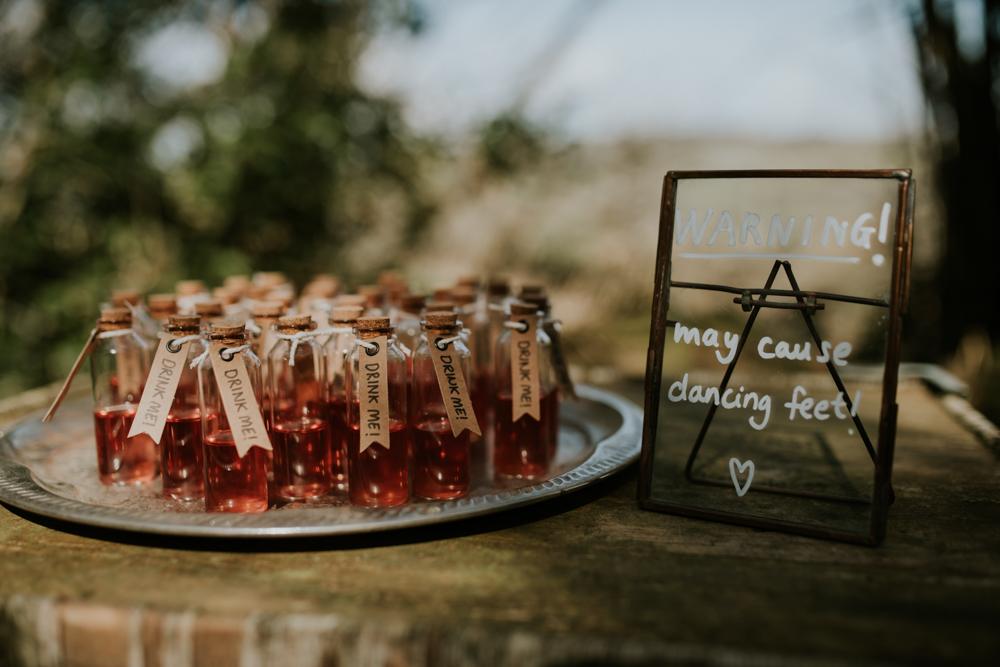 wedding ideas gin