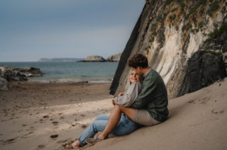 Engagement Shoot – Easy To Socially Distance & The Perfect Keepsake
