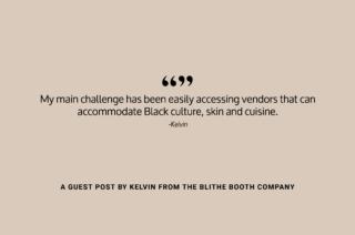 Black Groom Experience