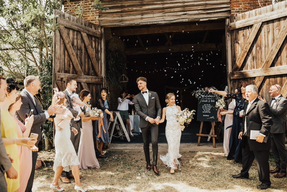 Barn Wedding Venues The Best In The Uk Rock My Wedding Blog