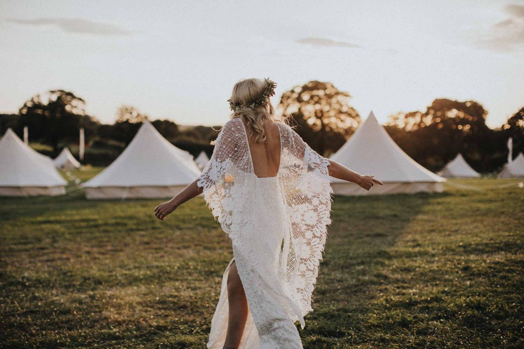 Boho Wedding Dresses Over 50 Dresses For Bohemian Brides