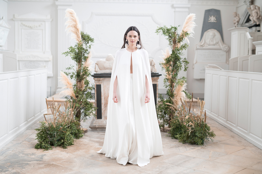Jesus Peiro Wedding Dresses With Statement Accessories