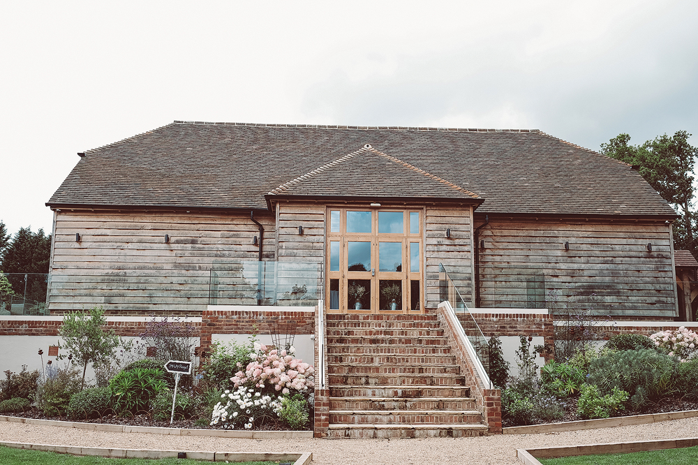 Brookfield Barn Wedding Venue With Rustic Styling And