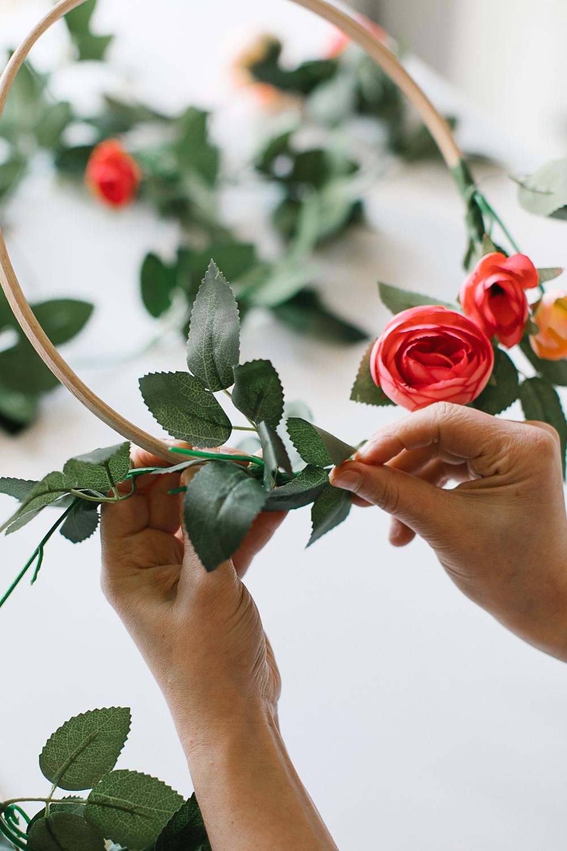 Diy Wreath Greenery