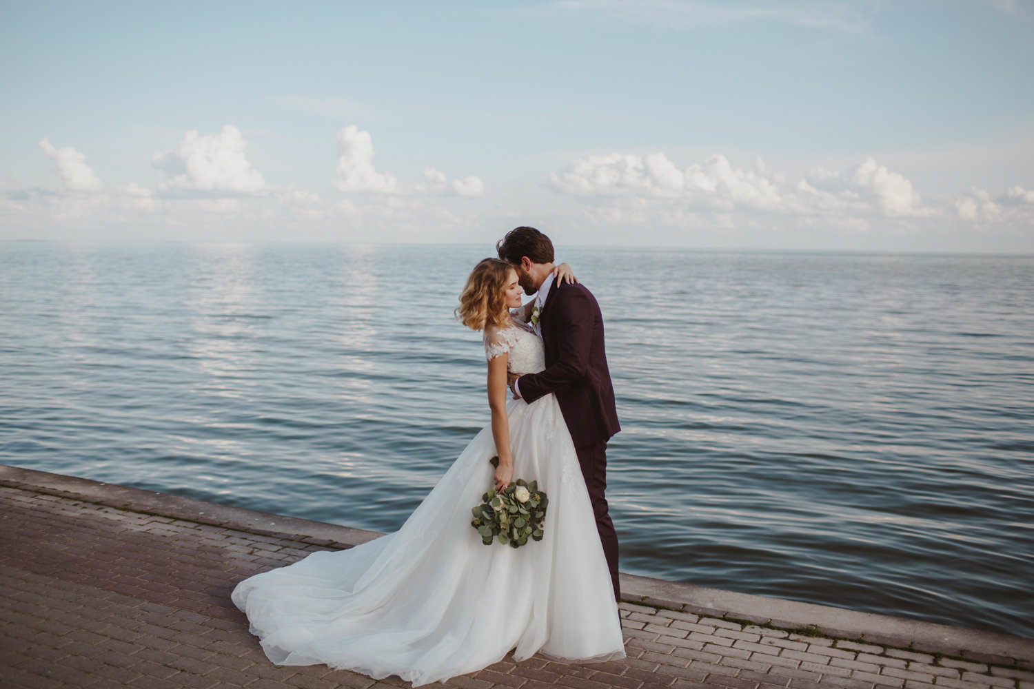 Exclusive Hire Wedding Venue In Nida Lithuania Images From Motiejus