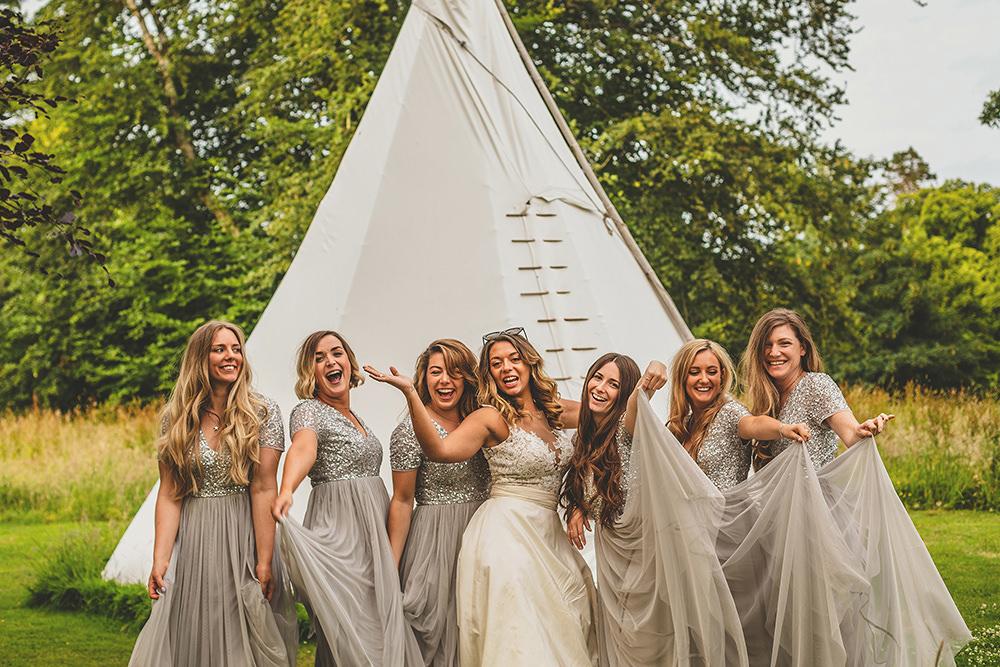 4896f873c2a Pennard House Summer Outdoor Country Garden Wedding