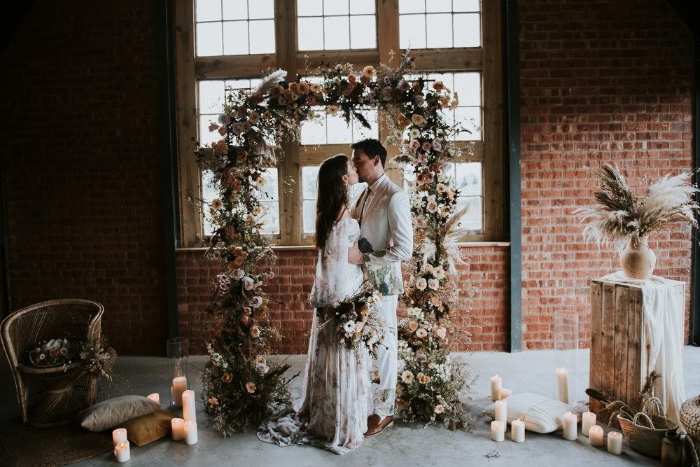 結婚式 ドライフラワー ウエディング