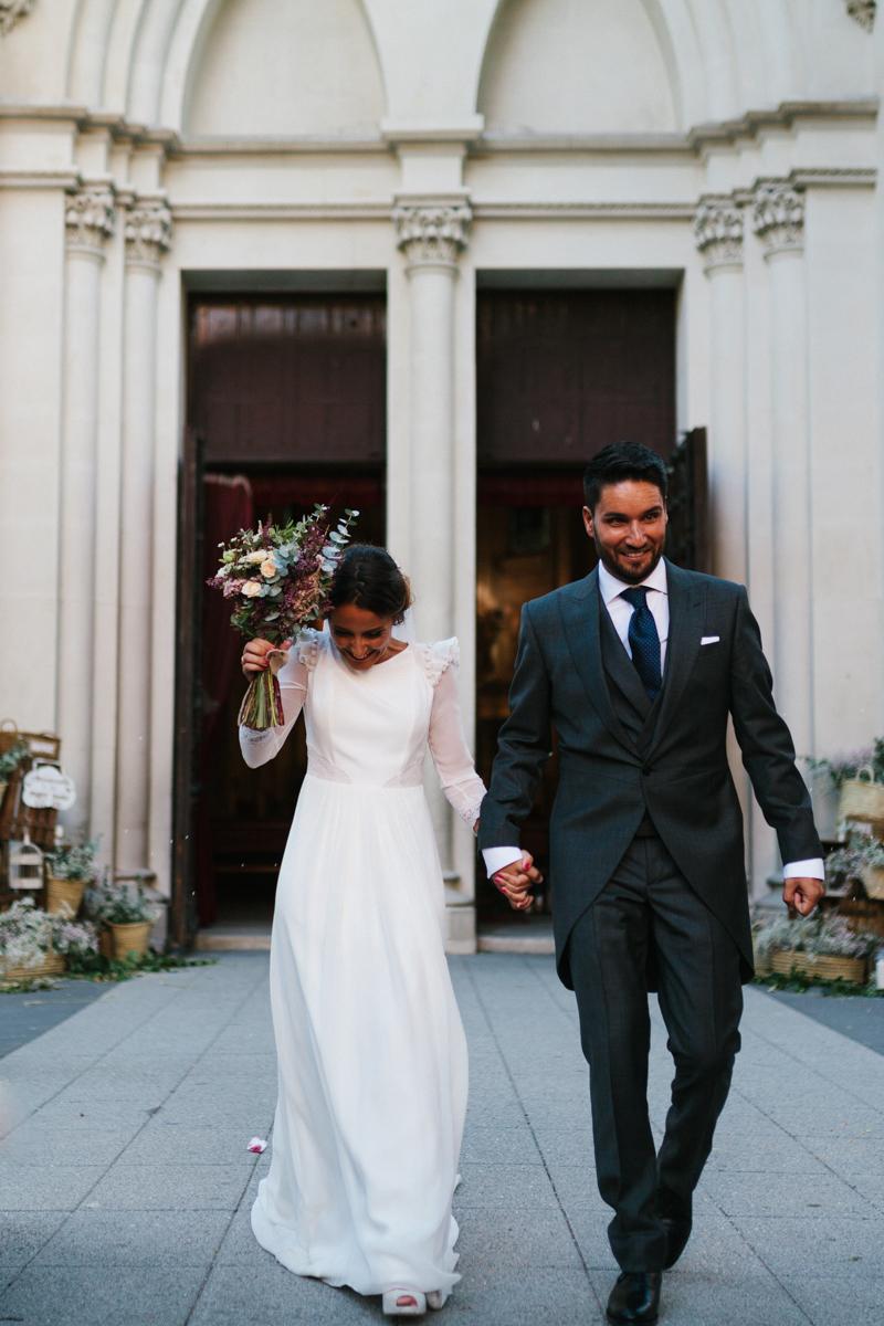 Stylish Wedding Dress With Beautiful Back Detail From Beba S Closet