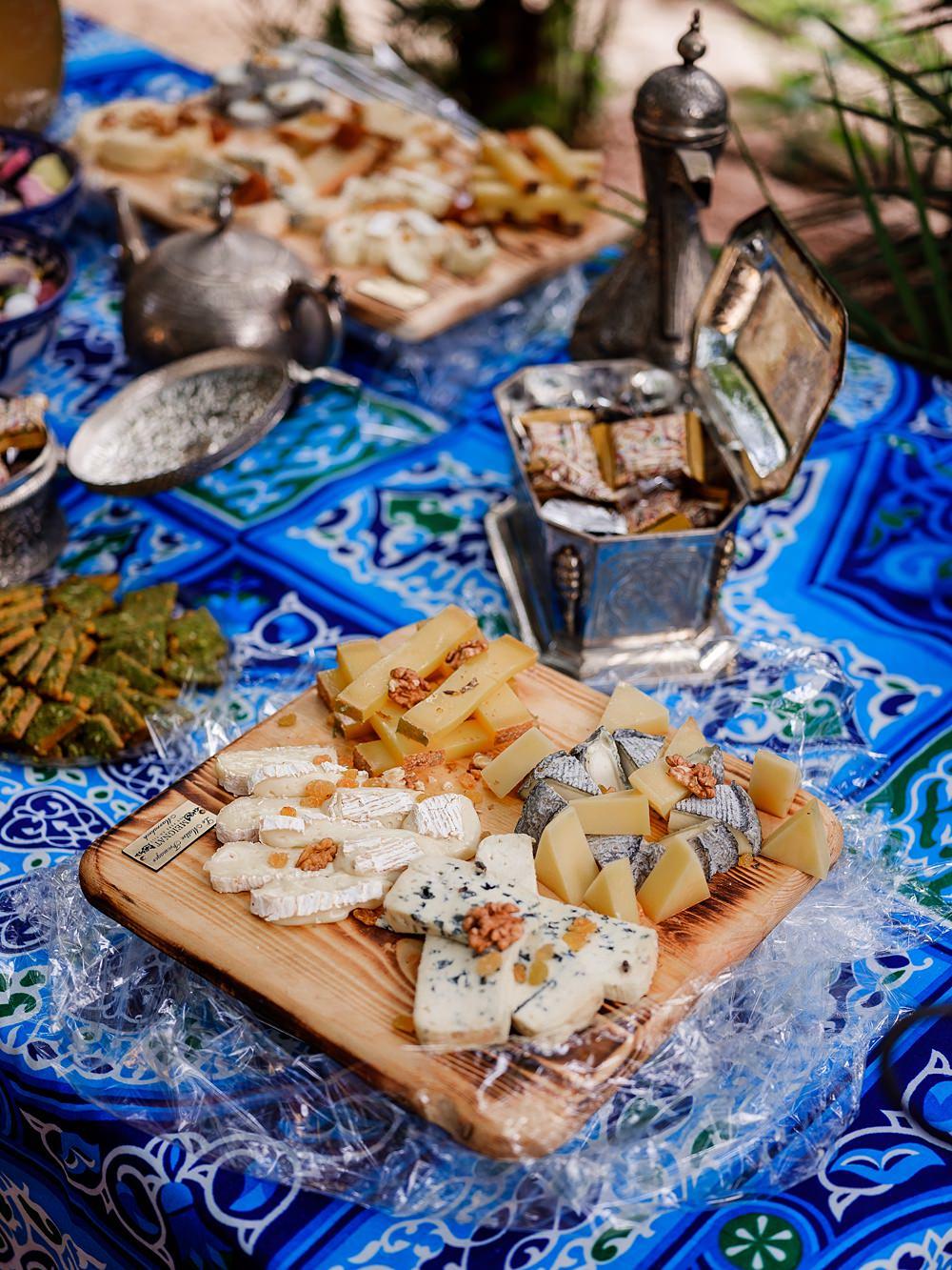 paradise destination wedding at jnane tamsna in marrakech