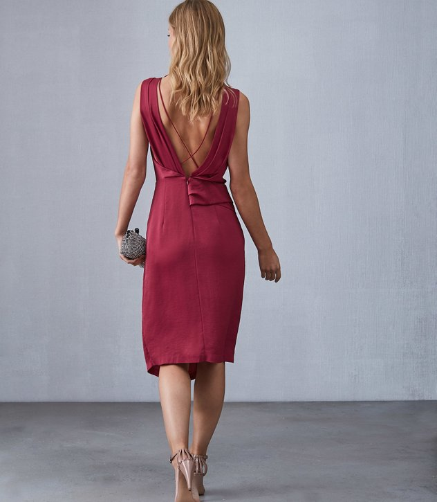 02952842ca6 Bridesmaids Dresses For Winter And Autumn Weddings From The High Street