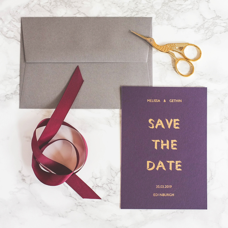 When To Send Save The Date: When To Send Save The Dates And Other Etiquette