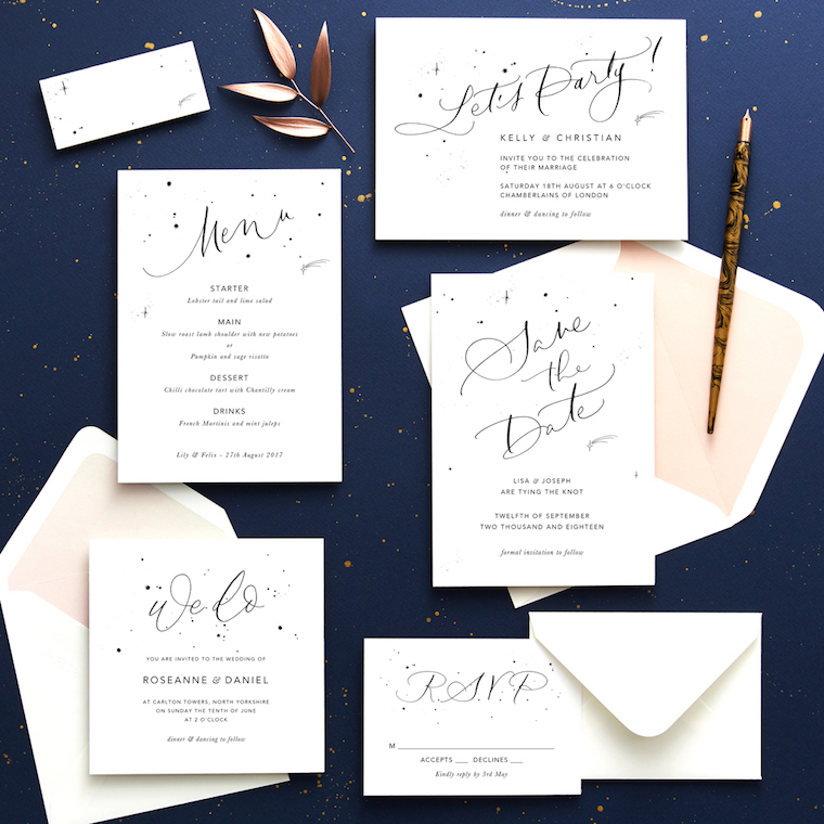 When To Send Save The Dates And Other Etiquette