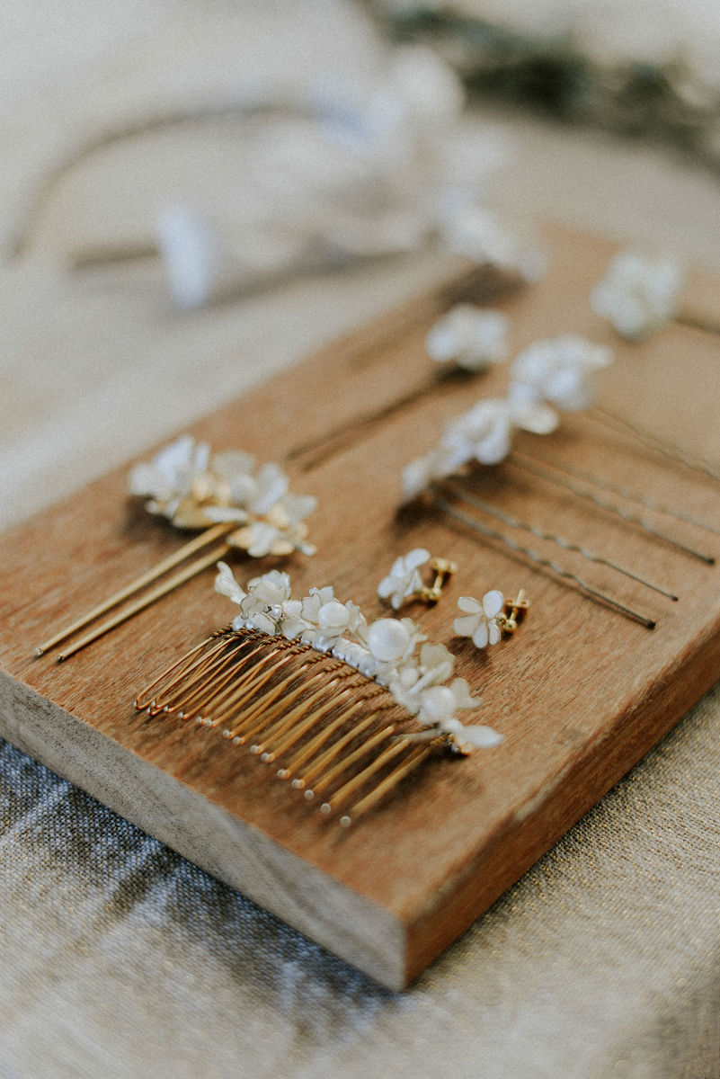 Bridal Accessories From Suzanne Ceremony Headpieces