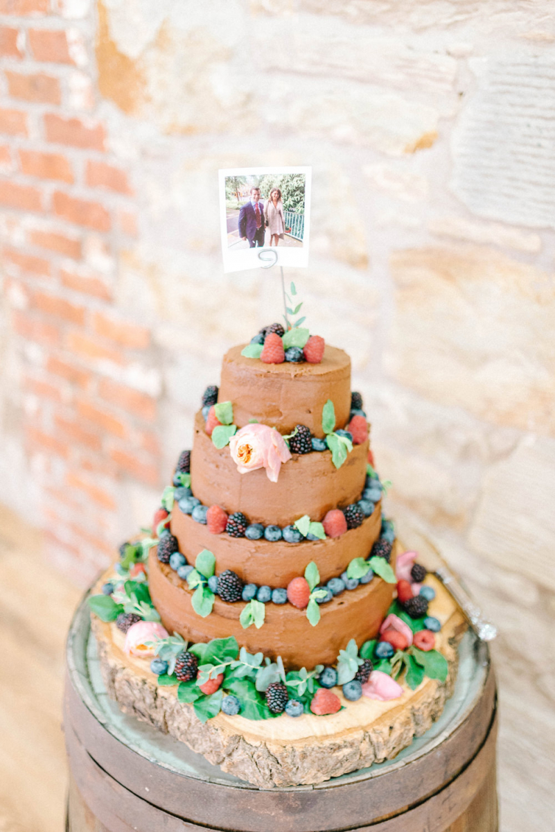 Homemade Wedding Cake.Wedding Cake Toppers 11 Unique Ideas Rock My Wedding Blog