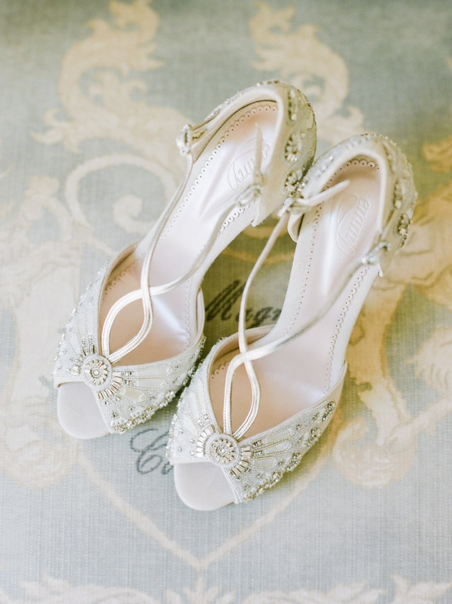 Wedding Shoes - Tips For Finding The