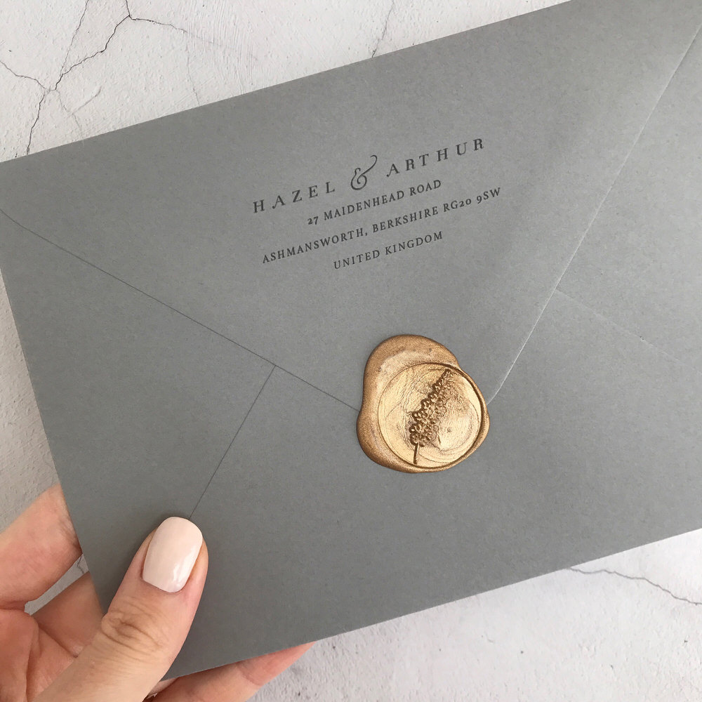 How Much Does Wedding Stationery Cost From RMW's The List
