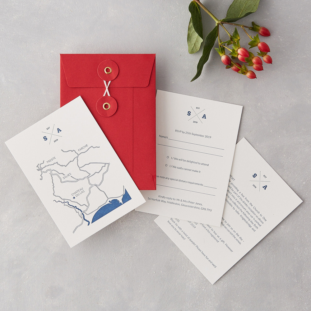 How Much Does Wedding Stationery Cost From RMW\'s The List